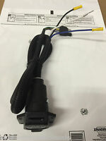Universal 7-way Tow Package Wiring Harness Kit 6-24 Volts