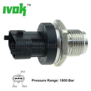 Replace Cr Fuel Rail High Pressure Sensor For Mini Cooper 14 D D4d