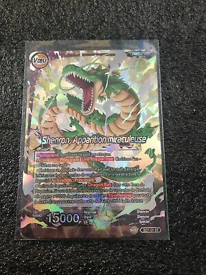 Super Shenron Dragon Ball Super Card Game le Grandiose BT6-106 FOIL UC//VF