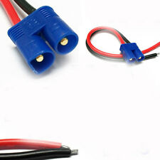 1 x EC3 Plug Male Connector Silicone Wire With 14.5cm 16AWG Airsoft W05