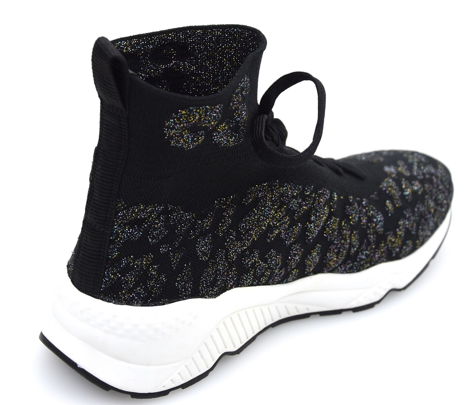 ASH WOMAN SNEAKER SHOES WITH WITH WITH WEDGE CASUAL FREE TIME MANIAC FW16-S-114487-004 fa9260