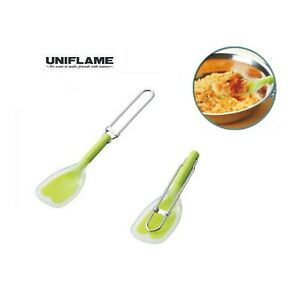 Traveller Outdoor Camping Cookout Picnic Foldable Spork Folding  Fork Spoon