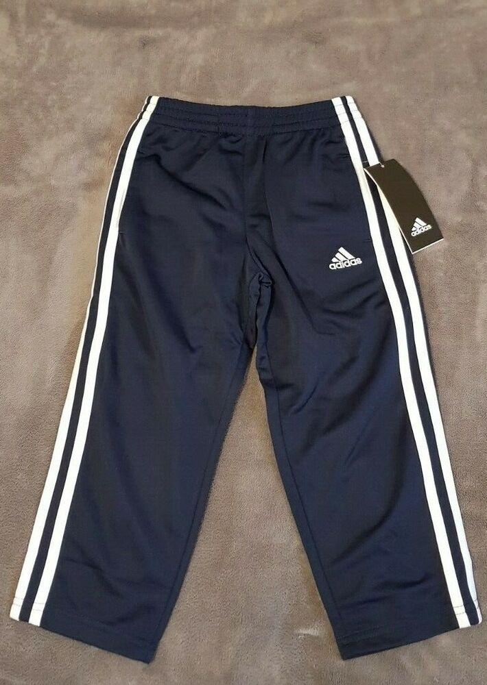 Adidas Garçons Sport Bas En Bleu ak5414 ab02 bm Taille 4
