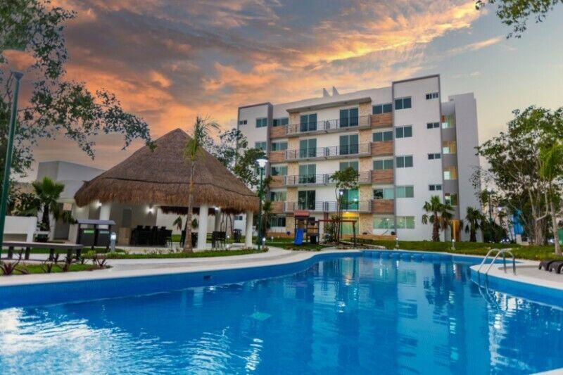 Departamentos en Venta en Punta Estrella, en Playa del Carmen, Quintana Roo