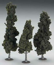 "Conifer Green 4 to 6/"" TM Woodland Scenics-Ready Made Realistic Trees - Pines"
