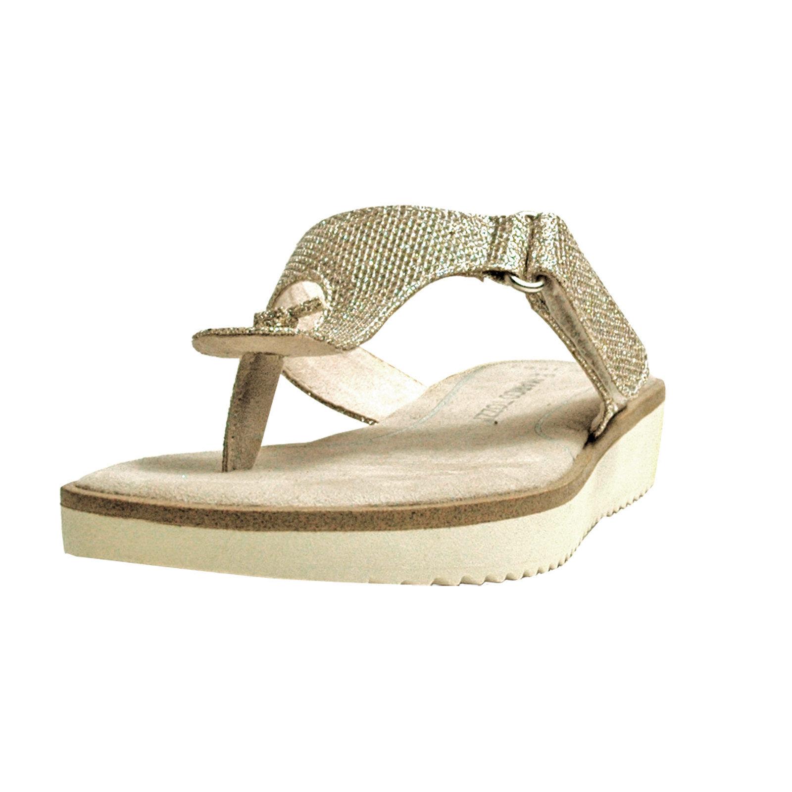 Marco tozzi sandals mujer 222710128989, platinum metal