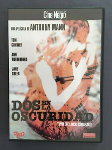 DVD-DOS-EN-LA-OSCURIDAD-Tom-Conway-Ann-Rutherford-Jane-Greer-ANTHONY-MANN