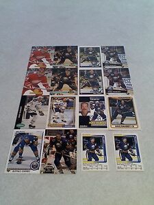 Mike-Ramsey-Lot-of-100-cards-25-DIFFERENT-Hockey