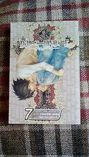Manga book- Deathnote 7