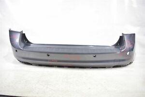 VOLVO-V50-MK2-Facelift-Estate-Parachoques-trasero-en-gris-2008-2012-Sensor-Spec-Genuino