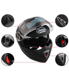 L-XL-XXL-Motorradhelm-Schutz-Helm-Klapphelm-Rollerhelm-Sturzhelm-4-Farbewahl-DE