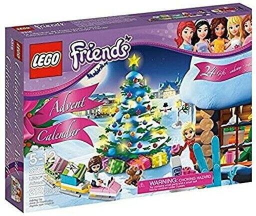 LEGO (LEGO) Friends Advent Calendar 3316