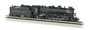 N-Bachmann-52851-PRR-K4-4-6-2-Steam-Loco-DCC-SOUND-VALUE-Post-war-1361