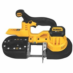 DEWALT DCS371B 20V MAX Li-Ion Band Saw (Tool Only)