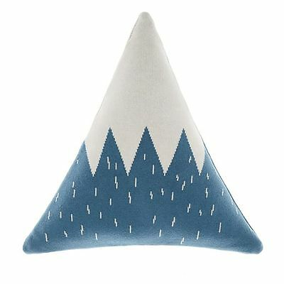 NEW Hiccups Snowy Mountain Cushion