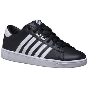 Uomini k-swiss hoke hoke hoke cmf casual scarpe sportive nero / bianco misura 7,5 # tm851-1028 c31f05