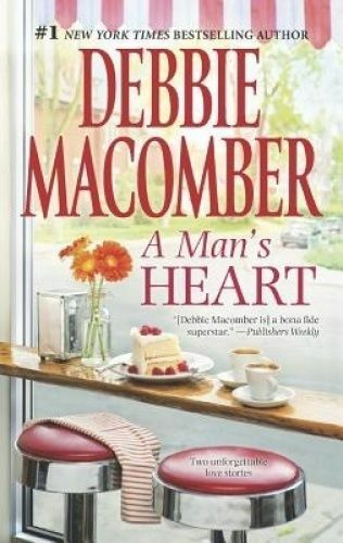 1 of 1 - A Man's Heart by Debbie Macomber (Paperback / softback, 2014)