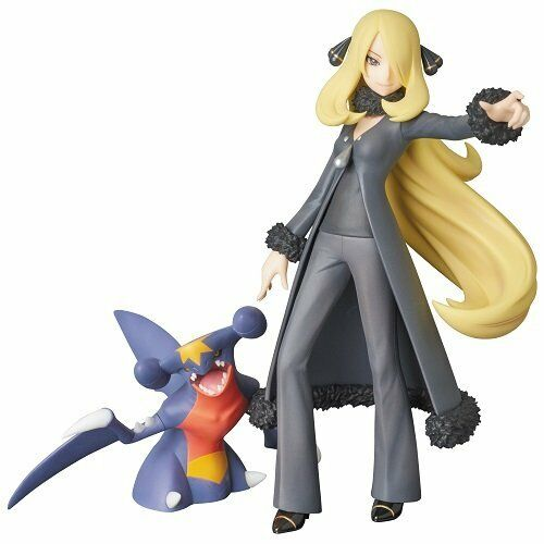 Medicom PPP -007 Cynthia (Shirona) Pokemon Figur utanför skalan 4530956510071