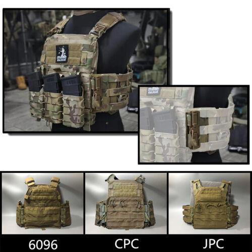 DMgear Tactical MOLLE Fast Release Buckle 6094 JPC CPC Tactical Vest Military