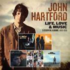 Life Love and Music 9398800037724 by John Hartford CD