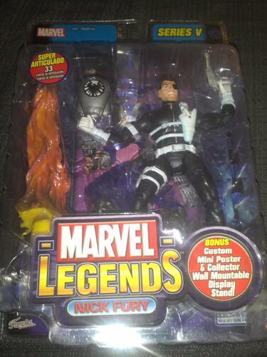 Marvel Legends Series V 5 Spanish VHTF FOIL variants DISCOUNT LOOK RED SKULL