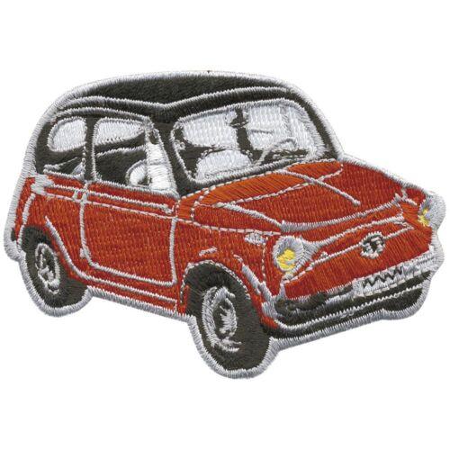 04103 un écusson Application Noble stick-emblème coudre 8-11 cm ☆ culte voiture ☆
