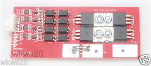 4-cells-20A-w-balancing-Li-ion-Lithium-18650-Battery-In-Out-Protection-PCB-16-8V