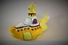 """Hanging Beatles YELLOW SUBMARINE 6"""" Import Figurine Very Limited Ships Free"""