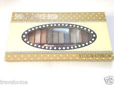 Saffron Eyeshadow Palette Simply Nude Box Gift Set 12 Colour Eye Shadow