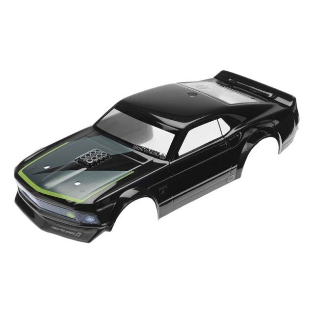 Hpi 113081 1969 Ford Mustang Body Rtr X Painted 140mm