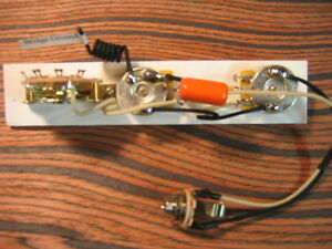 wiring harness for telecaster \u2013 5 way deluxe nashville for 3 pickups Telecaster Humbucker Cavity image is loading wiring harness for telecaster 5 way deluxe nashville