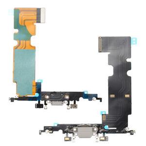 Para-Apple-iPhone-8-Plus-Dock-Charging-Puerto-Flex-Cable-Ribbon-Conector-Blanco