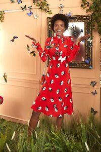 Etro-Modlin-Silk-Floral-Dress-2-240-NWT-Size-US-2-IT-38