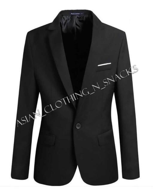 USA Seller: Asian Clothing Men's Slim Blazer, Suit Jacket, Dress Suit, Dress
