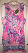 aae8451599548e item 3 NWT LILLY PULITZER MILA SHIFT DRESS Light Pascha Pink Aquadesiac  Engineer Siz 14 -NWT LILLY PULITZER MILA SHIFT DRESS Light Pascha Pink  Aquadesiac ...