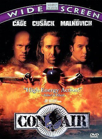 Con Air Dvd 1998 For Sale Online Ebay