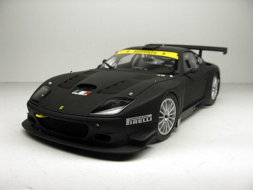 1 Die Nera Kyosho 2005 575 Ferrari Opaca Art 18 Auto Evoluzione VqzSpGMU