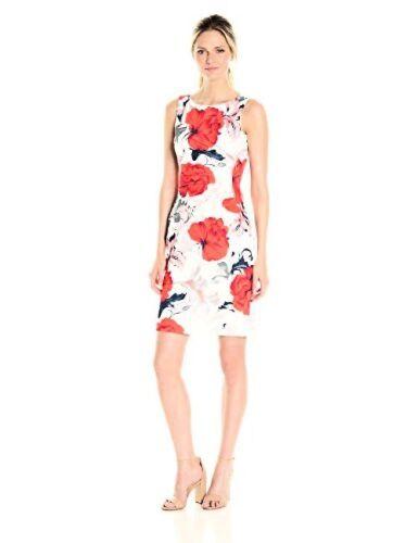 Ivanka Trump Womens Dresses Printed Over SZd Floral Pick SZ//Color.