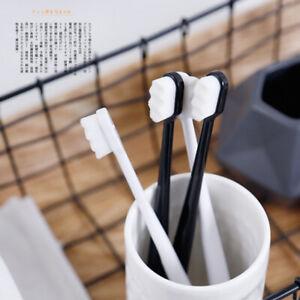 Anti-Bacterial-Nano-Ultra-fine-ultra-SoftBamboo-Charcoal-Dental-Toothbrush-UK-YI