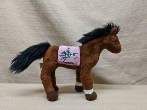 Barbaro #8 2006 132nd Kentucky Derby Winner Race Horse Beanie Baby No Tags