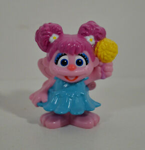 Details About 2014 Abby Cadabby W Fairy Wand 2 5 Pvc Action Figure Sesame Street Cake Topper