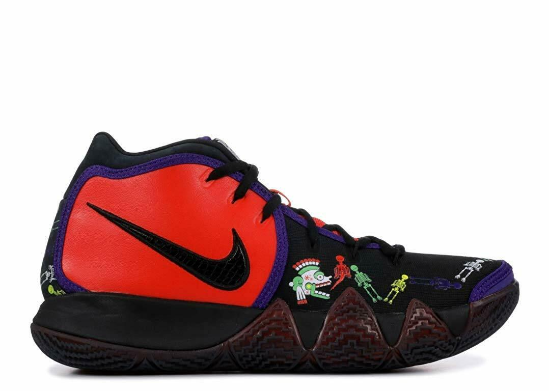 NIKE Men's Kyrie 4 4 4 DOTD TV PE 1 Basketball shoes CI0278 800 size 12 New in box a59a8e