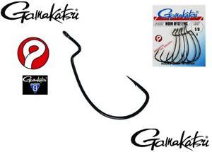 soft baits hooks for Cheburashka weights Gamakatsu Worm 325 Micro Game