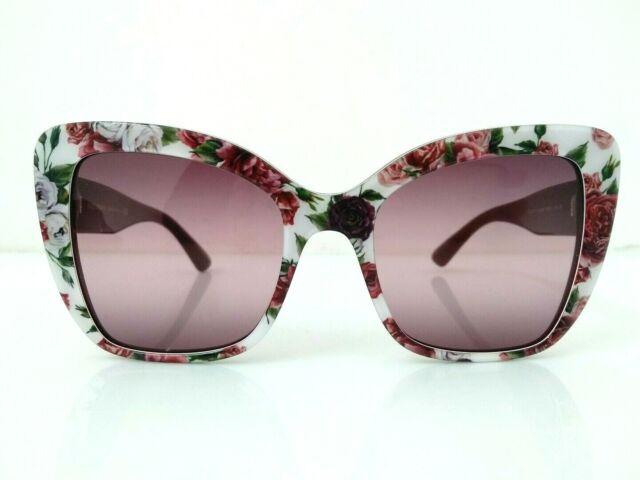 economico in vendita più economico qualità incredibile Occhiali da sole Dolce&gabbana 4348 3194w9 stampato Rose e Peonie