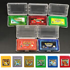 Hot Pokemon Games Card New Versions for Pokemon GBC/GBA GameBoy Kids Adults Gift