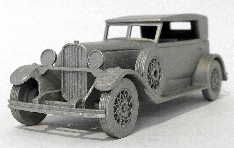 Danbury Mint Pewter Model Car Appx 8cm 8cm 8cm Long DA45 - 1932 Lincoln KB b214f2
