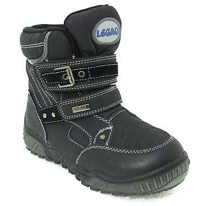 Zapatos-Botas-de-invierno-bebe-nino-nina-Raquetas-nieve-CIERRE-ADHESIVO-25-35-36