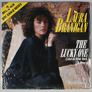 Laura-Branigan-The-Lucky-One-1984-SEALED-Vinyl-LP
