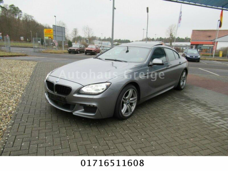 BMW 640d 3,0 Gran Coupé aut. 4d - 3.754 kr.