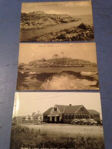 cliff house dining room | Lot Of 3 York Beach Maine Photo Postcards Cliff House ...